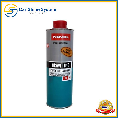 Ml Rust Proofing Body Cavity Wax 1 Litre Can Protection