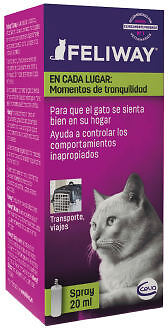 Feliway Travel Spray 20 mililitros
