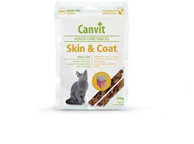 Canvit Cat Skin and Coat  100 g