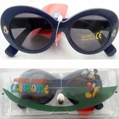 Disney Mickey Mouse Sunglasses & Case