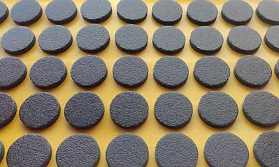 Grey Self Adhesive Sticky Foam Dots/Pads/Discs CD DVD 16mm x 5mm Various Packs
