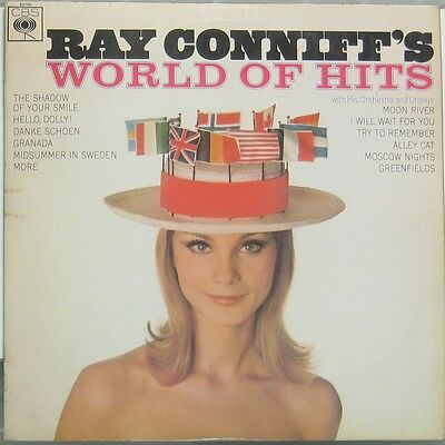 Ray Conniff world of hits