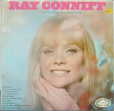 Ray Conniff love is a many splendored thing