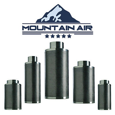 MountainAir Carbon Filters All Sizes  (Not Rhino Pro) Premium Odour Filter