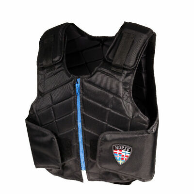Horze Jason Adult Body Protector - Horse Riding