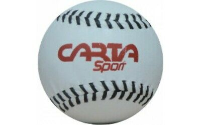 CartaSport Hard Stitched Leather Rounders Ball