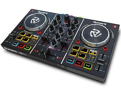 NUMARK Party Mix DJ CONTROLLER MIDI/USB PER DJ Ex Demo
