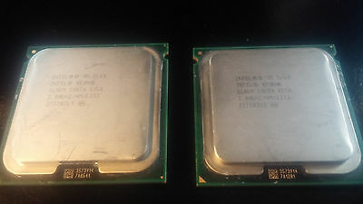 Coppia Pair Cpu Intel Xeon 5160 3.0 Ghz Slag9 Socket 771 1333 Dual Core Server
