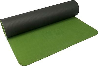 UFE Workout Gym Exercise & Fitness Physio Pilates Non Slip 6mm TPE Yoga Mat