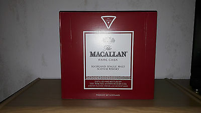 6 Flaschen Macallan RARE CASK, The 1824 Series, 0,7L 43% Vol.
