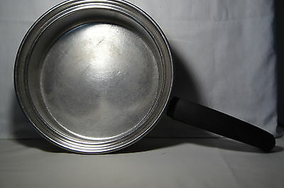"""Seal-O-Matic Stainless Steel Fry Pan by SaladMaster, 9"""""""