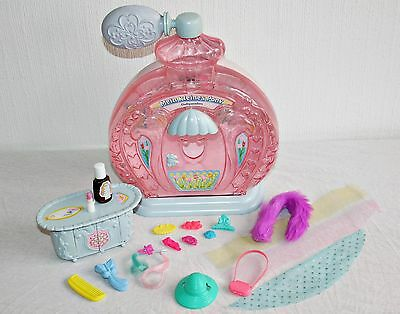 Mein kleines/ My Little Pony G1 * Poof N´Puff Perfume Palace / Duftparadies*