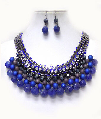 Jewelry Lot Costume  Fashion Jewelry Necklace Earring Sets