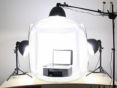 CanadianStudio 1200 Watt Boom Stand STUDIO IN A BOX PHOTO LIGHT TENT PHOT... New