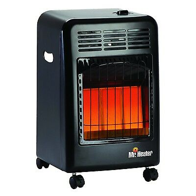 Mr. Heater MH18CH Radiant Cabinet LP Heater New