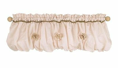 Cotton Tale Designs Balloon Valance Lollipops and Roses New