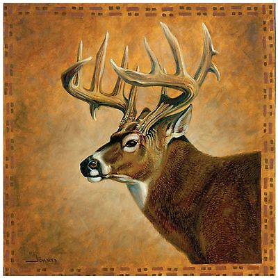 Thirstystone Occasions Trivet Deer Portrait Multicolor New