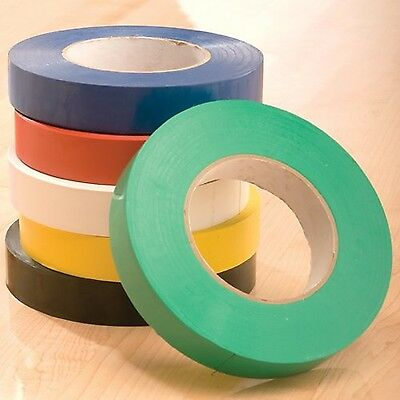 Gamecraft FTAP16BL Floor Marking Tape 1-Inch X 60 Yards (Blue) Blue New