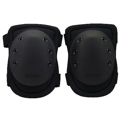 BLACKHAWK! Advanced V.2 Tactical Knee Pads Black New