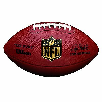 Wilson F1100 Official NFL Game Football New