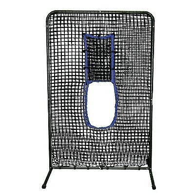 Louisville Slugger L60125 Pro Style Portable Pitching Screen New