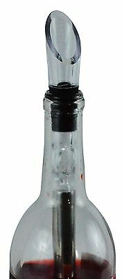 Southern Homewares Wine Bottle Chiller 3 in 1 Chiller Aerator and Pourer ... New