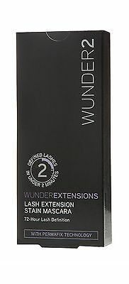 Wunderextensions Lash Extension Stain Mascara 8 Grams - WUNDER2 New