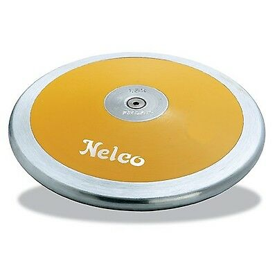 Nelco ADLS1KGD Premier II Gold Lo-Spin Discus 1Kg New