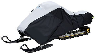 Classic Accessories 71837 SledGear Deluxe Snowmobile Travel Cover Fits tw... New