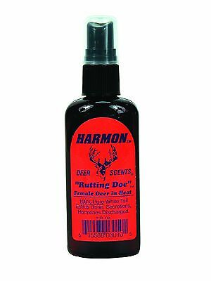 Harmon Scents - Rutting Doe Female In Heat - HRD- Hunting Scents - 2 Ounc... New