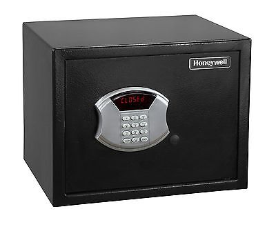Honeywell 5103 Steel Security Safe 0.83 Cubic Feet Black New