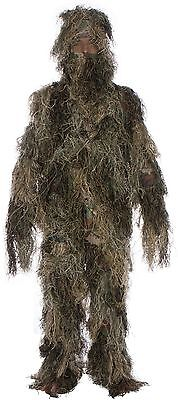 Modern Warrior Mixed Tactical and Hunting Ghillie Suit Mixed Style New