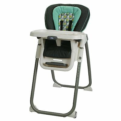 Graco TableFit High Chair Botany Brown/Green New