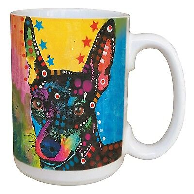 Tree-Free Greetings 46191 Dean Russo Big Mini Ceramic Mug with Full-Sized... New