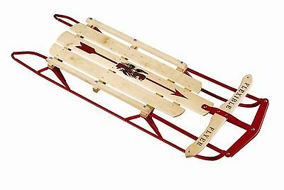 Paricon 48-Inch Flexible Flyer Sled New