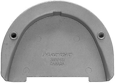 Martyr CM3855411Z Volvo Penta Anode (Transom Plate for SX Drive) in Zinc New