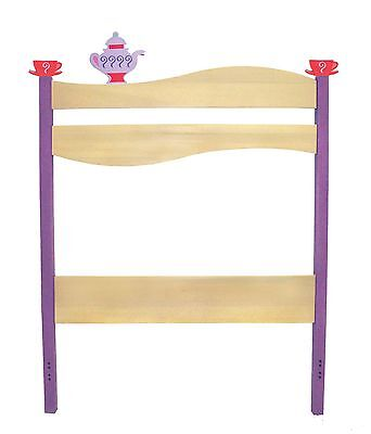 Room Magic Twin Headboard Girl Teaset GirlTeaset New