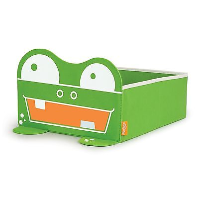 P'kolino Mess Eaters Under-The-Bed Storage Bin Green New