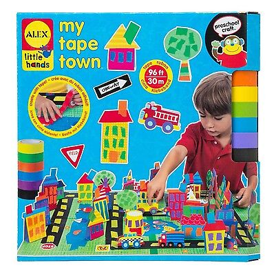 ALEX Toys - Early Learning My Tape Town - Little Hands 1522 New