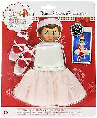 Elf on the Shelf Claus Couture Twinkle Toes Tutu New