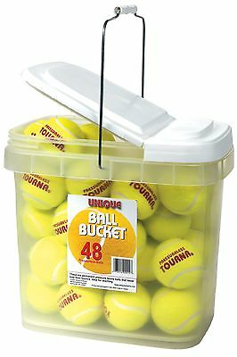 Unique Ball Bucket 48 Balls New