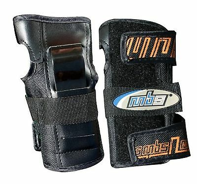 MBS Pro Wrist Guards (Large) Large New
