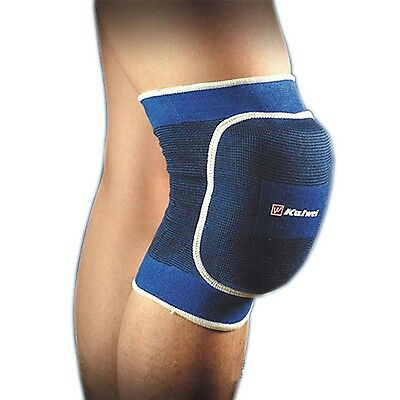 COOLOMG Football Soccer Volleyball Knee Pad Kneecap Defensive Guard Soft ... New