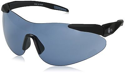 Beretta Shooting Glasses with Policarbonate Injected Lens Smoke Blue New