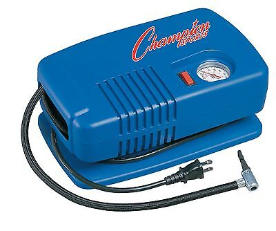 Champion Sports Deluxe Electric Inflating Air Pump Multi New