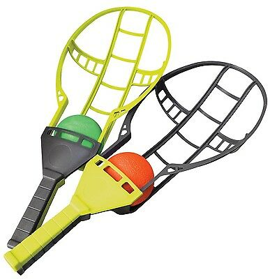 Wham-O Trac Ball Racket Toy Game New