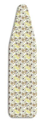 Whitmor 6143-834 Supreme Ironing Board Cover and Pad Autumn Floral New
