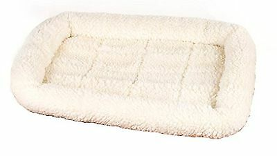 "Four Paws K-9 Keeper Sleeper Crate Pad 33 by 23 Natural 29.5"" x 20.5"" New"