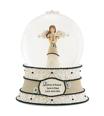 Pavilion Gift Company Modeles 88065 100mm Musical Water Globe with Angel ... New