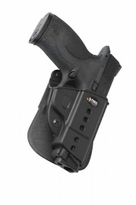 Fobus Roto Holster Belt Left Hand SWMPRBL S&W M&P 9mm .40 .45 Compact and... New